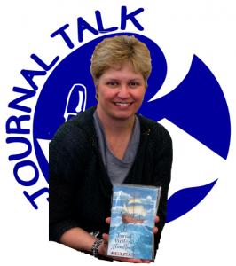 Juliet Platt with Handbook