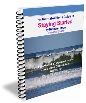 The Journal Writer's Guide to Staying Started (eBook)