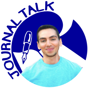 JournalTalk Logo with Emmanuel Dauger