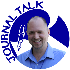 Nathan Ohren, host of JournalTalk podcast