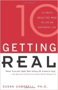 Getting Real, by Dr. Susan Campbell