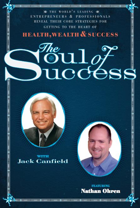 Soul of Success book