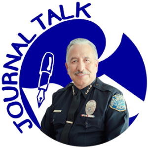 Police Chief Sanchez on Journaling for Leadership
