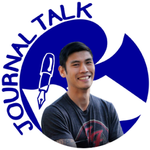 Thai Nguyen on JournalTalk podcast