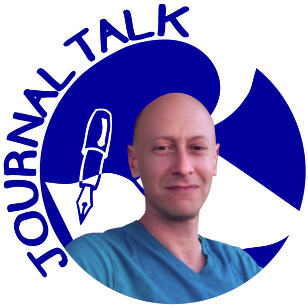 Vince Guaglione on JournalTalk
