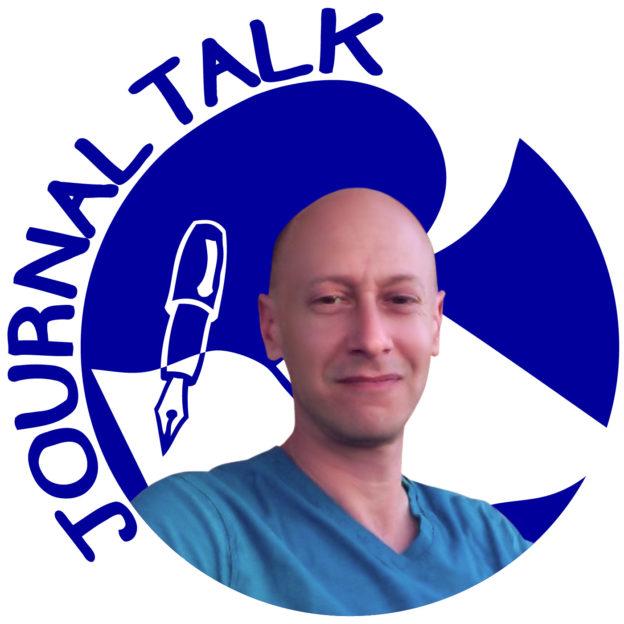 Vince Guaglione on JournalTalk